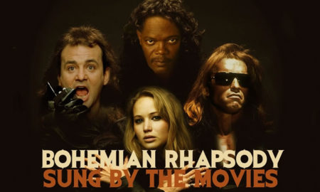 Bohemian Rhapsody sung by the movies