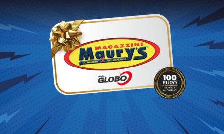 Vinci con Maury's e Radio Globo