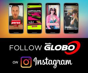 Follow Radio Globo on Instagram